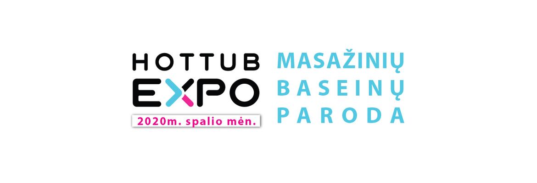 HOT TUB EXPO masažinių baseinų paroda