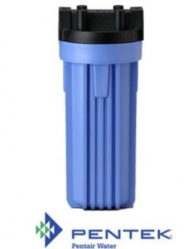 Filtrų korpusas SL Blue