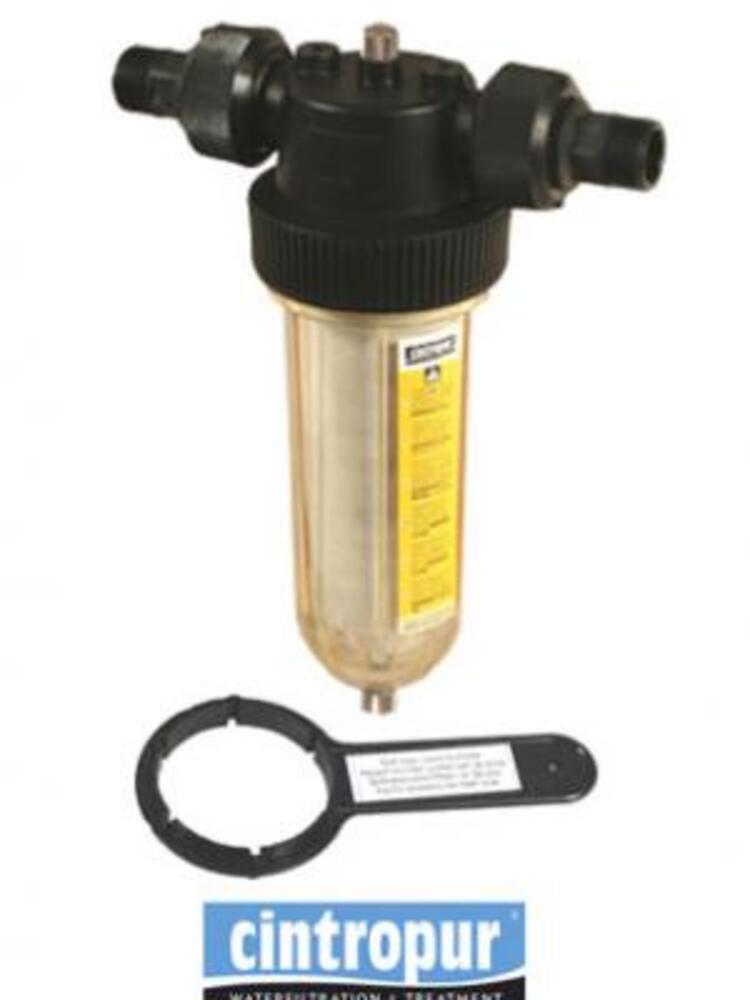Išcentrinės filtracijos korpusas Cintropur NW-25
