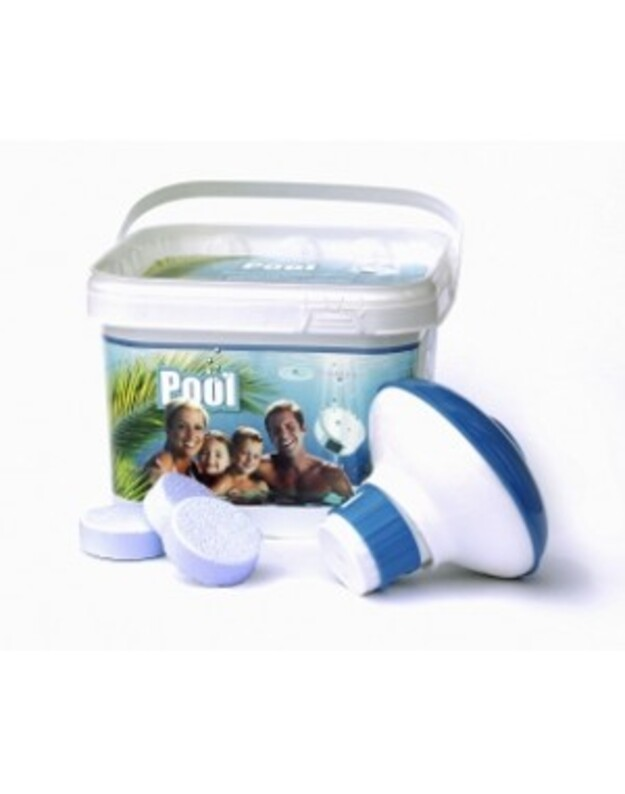 Pool Water Care tabletės